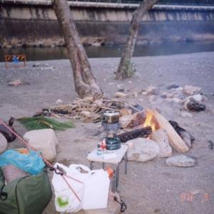 1998年3月 和歌山川湯温泉1泊2日TTレイドの旅