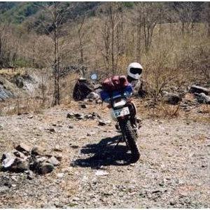 1997年1月 ヤマハセロー225からTTレイド250へ