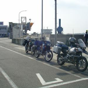 2003年9月 四国剣山スーパー林道 テネレー