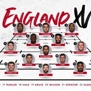 RWC決勝戦!北半球の雄イングランドか、南半球の王者南アフリカか!
