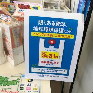 【脱プラ生活】スーパーの袋はストレス。レジからビニル袋が減る!