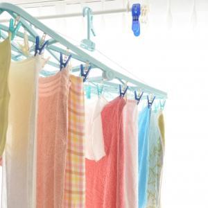 【脱プラ生活】洗濯物の小物かけをワイヤーにする