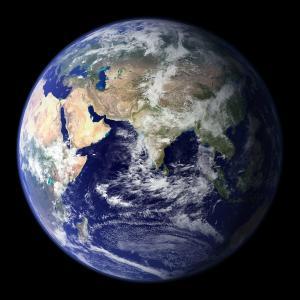 地球には国境線はない
