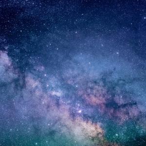 宇宙が見えたとき