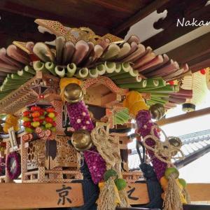 北野天満宮ずいき祭その2 2019.10.1