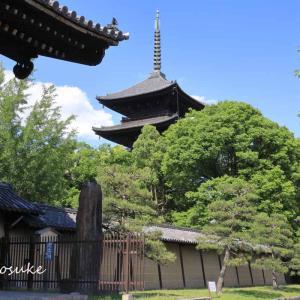 東寺~梅小路公園  2020.5.28