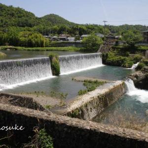 柊野堰堤 2021.5.4