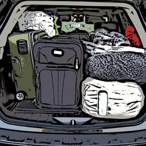 【家族キャンプ】大量の荷物を効率よく積み込むために知っておきたい手順