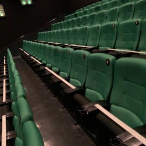久しぶりの映画❗️いま見れる席を少なく絞ってるから、集客が見込める映画は公開されない❗️待とう❗️