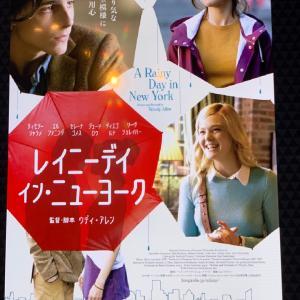 ウディ・アレンの映画❷【レイニーデイ・イン・ニューヨーク】日本公開に感謝❗️魅力の全てを語りたい❣️