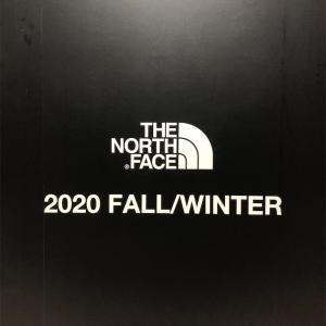 THE NORTH FACEの展示会へ行ってきました。