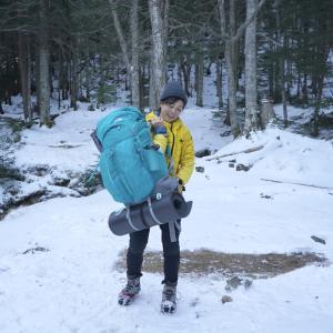 山で必要なエネルギー補給の計算方法とは。
