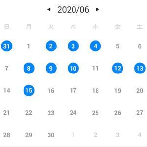 アラフィフの筋トレ記録2020(自宅トレ、自重トレ、風疹の抗体検査)