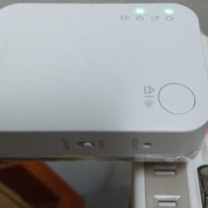 無線LANのWiFi接続が不安定だったので…
