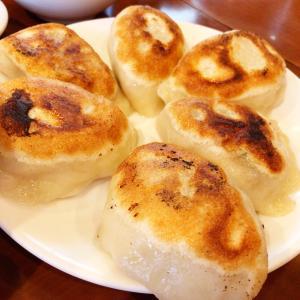 でっかい餃子 曹さんの店 代々木本店にて中華ランチ お店の方の塩対応には閉口したものの、看板メニューである餃子は絶品 ぎょうざファンなら必食となる肉汁たっぷりジューシー餃子をいただいた