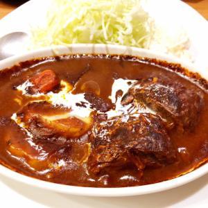 四谷三丁目駅の洋食店「キッチン たか」にて牛スネ肉のシチューを頂いた 冬限定のあったかメニューは想像を越える本格的な味わい
