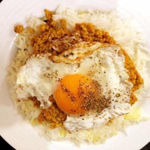 西新宿のコチン ニヴァースにてエッグキーマカレーを頂く 様々な著名人から絶賛される本格南インドカレーの味わいはいかに!