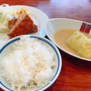 新宿の老舗洋食店アカシアの2号店である東京アカシアが歌舞伎町にオープン 常に並びが出来る本店を避け2号店にて有名なロールキャベツを楽しんできた