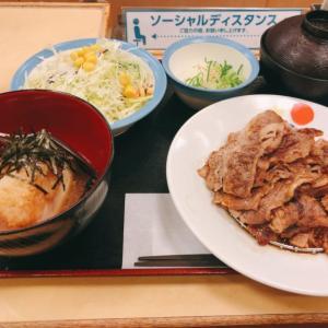 松屋新高円寺店にて糖質制限 「ご飯を湯豆腐に変更」サービスを試してみたところ、想像以上に浸透していなかった