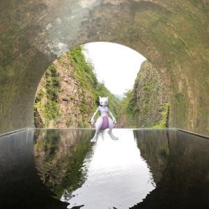 新潟県 清津峡渓谷トンネル 今最も熱い映えスポット 旅行記1stシリーズ最終回