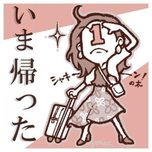 ◆見張り番が帰ってまいりました。