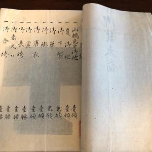 日本:天皇陛下の衣装などに関する写本3(明治初期~中期頃)
