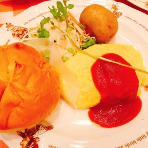 ラケル シャル鶴見店のオムライスは子供も大好き!ラケルパンもとってもおすすめ!