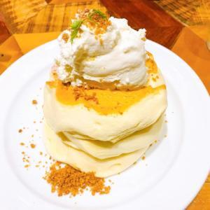 トレッサ横浜のメレンゲでパンケーキランチ!フワフワがたまらないとろける食感!