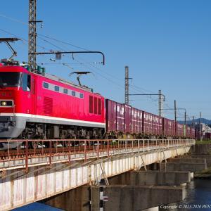 2020.6.7 4070レ EF510 1 吹田-神崎川(信)
