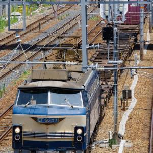 2020.8.9 91レ EF66 27 東淀川-新大阪