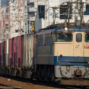 2021.5.23 74レ EF65 2070 芦屋‐さくら夙川、他