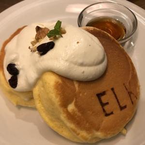 瑞穂運動場駅徒歩2分、ELK GARDEN BRUNCH & BAKERY 名古屋瑞穂店のパンケーキを子供と食べつくす