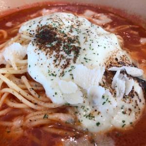 パルメナーラ イオンモール常滑店で注文した「のび~る!!焼きモッツァレラチーズのプレミアムトマトナーラ」が想像以上にのびていた!