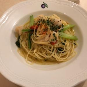 松坂屋でお買い物をしたついでに「アルポルトカフェ」でイタリアンパスタランチ