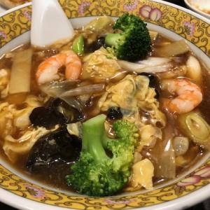 名古屋駅から徒歩2分、ゲートタワー12階の銀座天龍名古屋店でジャンボ焼餃子と冬のグルメ黒酢煮込みそばを食べてみた