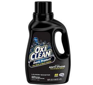 オキシクリーン ダークプロテクト 黒色や濃色衣類用の酸素系漂白剤