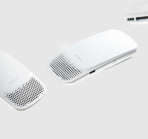 REON POCKET:ソニーのインナーウェア装着型ウェアラブルサーモデバイス
