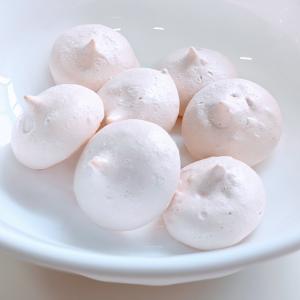 さくさく、シュワ~で幸せ♡  超簡単メレンゲ・クッキー【作り方】