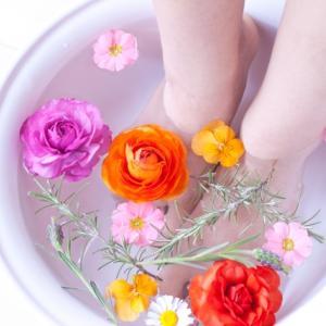 こわ~い身体の冷えと、冷えに効く足湯の方法