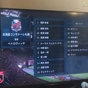 【2020第7節横浜FM戦感想】攻撃試合を制したCF荒野