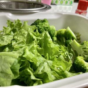 野菜を食べるようになった。バターコーヒーダイエットの副産物