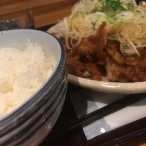 鳥酎@溜池山王 お得な油淋鶏定食も接客も最高な超優良店!