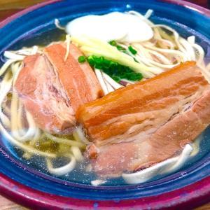 首里そば@那覇 沖縄そばを食べるなら行列に並んででもココに行け!
