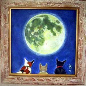 十五夜の猫