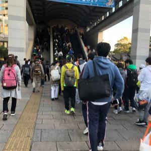 横浜マラソン2019(当日編)