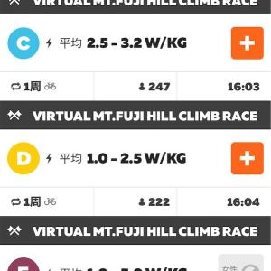 Virtual Mt.Fuji Hill Climb Race