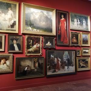 ハンガリー国立美術館 ブダペスト ハンガリー*訪問記録*
