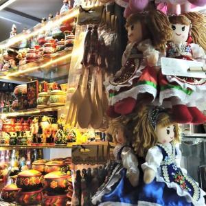 ブダペスト中央市場 ブダペスト ハンガリー*訪問記録*