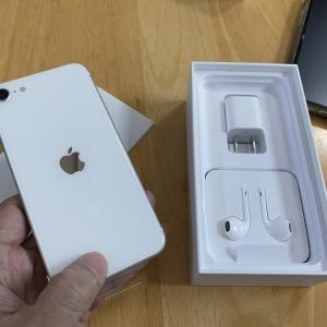 au 「アップグレードプログラムプログラム」を利用してiPhone SE 2ndに機種変したよ!