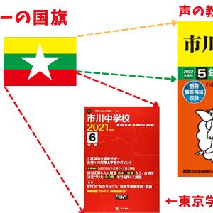 『ミャンマーの国旗』とおまけ。